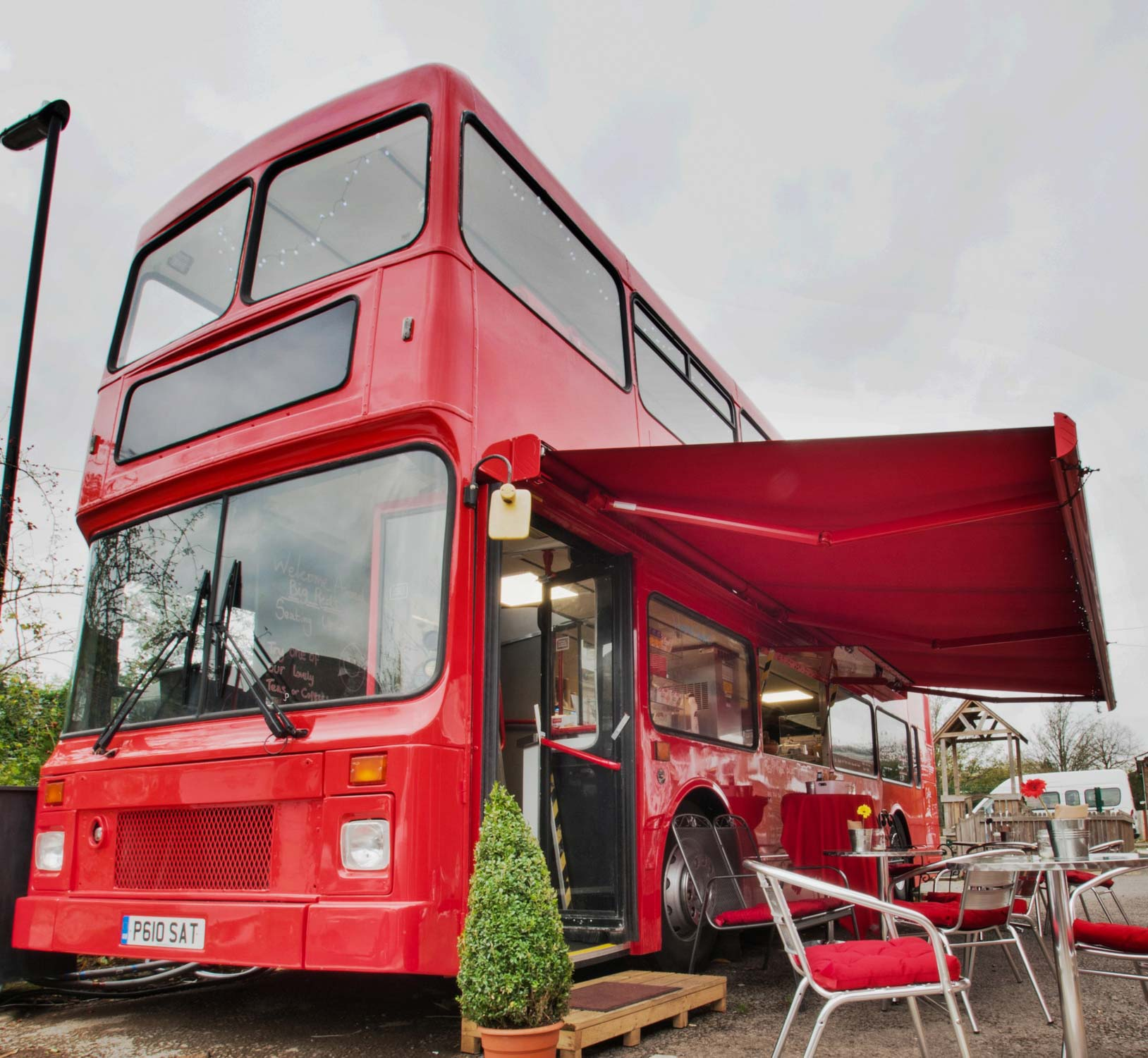 Welcome to the Big Red Bus Cafe - Big Red Bus Cafe